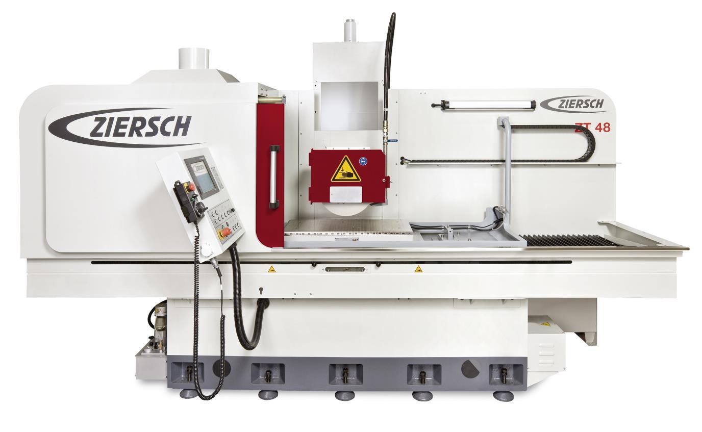 Flachschleifmaschine Ziersch ZT48